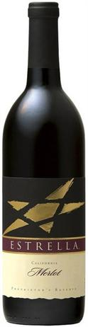 Estrella River Winery Merlot Proprietor's Reserve
